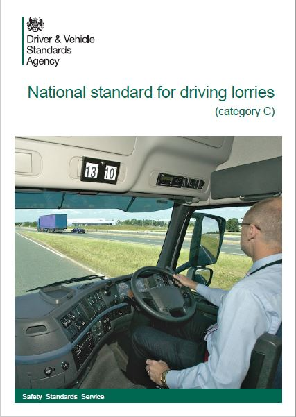 FP7. DVSA National Standard for Driving Lorries (Cat C)
