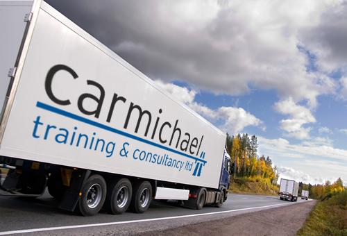 Carmichael Training Truck
