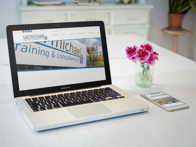 New website Carmichael Training