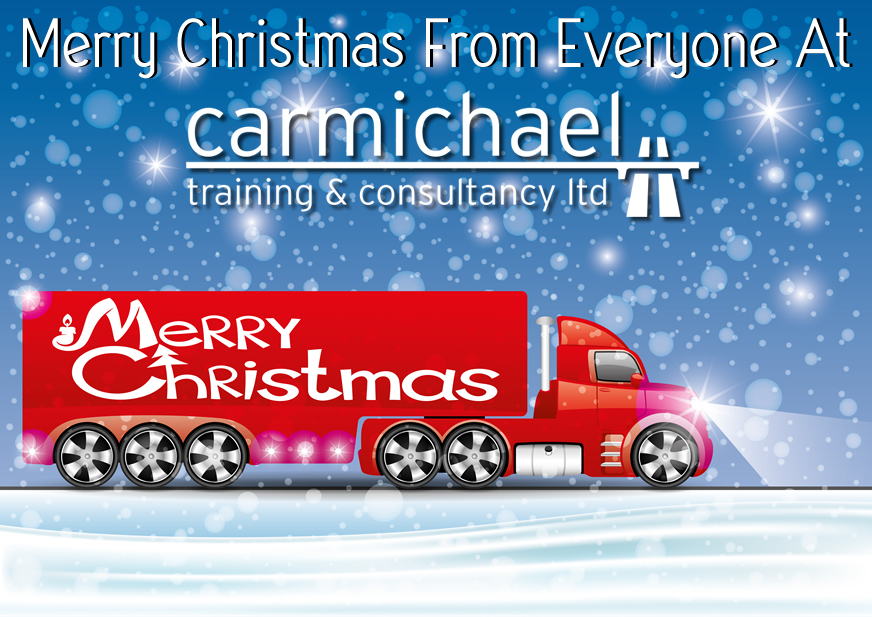 Carmichael Training Christmas