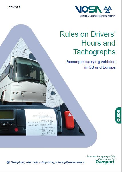 FP2. VOSA Rules on Drivers' Hours and Tachographs PSV